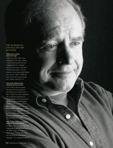 Pat McMahon, actor