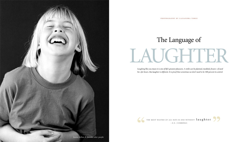 The Language of Laughter
